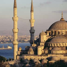 Turkey is listed (or ranked) 5 on the list The Best Asian Countries to Visit