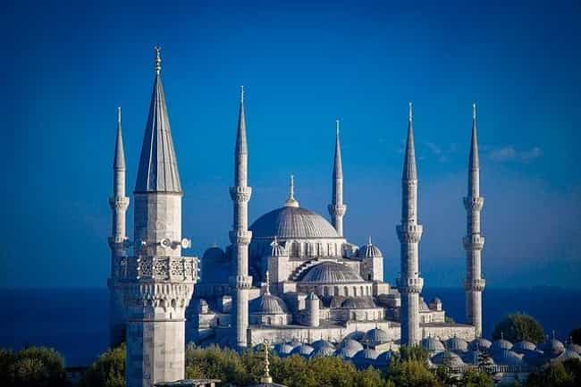 Turkey is listed (or ranked) 4 on the list The Best Mediterranean Countries to Visit