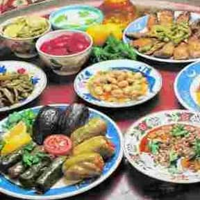 Turkish food is listed (or ranked) 12 on the list Your Favorite Types of Cuisine