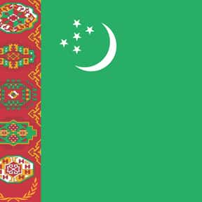 Turkmenistan is listed (or ranked) 17 on the list The World's Most Repressive Societies