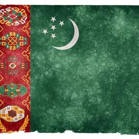 Turkmenistan is listed (or ranked) 25 on the list The Most Controversial Countries In the World
