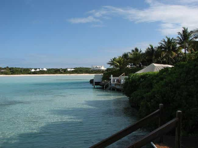 Turks and Caicos Islands... is listed (or ranked) 2 on the list The Best Caribbean Countries to Visit