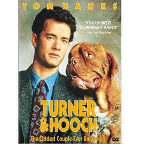 Turner & Hooch is listed (or ranked) 19 on the list Movies That Turned 30 in 2019
