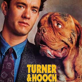 Turner & Hooch is listed (or ranked) 18 on the list The Greatest Dog Movies Of All Time