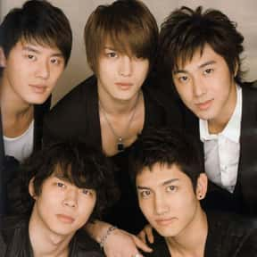 TVXQ! is listed (or ranked) 7 on the list The Best Ballad Bands/Artists