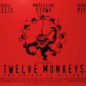 12 Monkeys is listed (or ranked) 13 on the list The Best Sci Fi Thriller Movies, Ranked