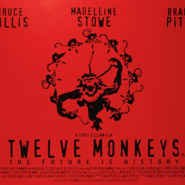 12 Monkeys is listed (or ranked) 7 on the list What to Watch If You Love Black Mirror