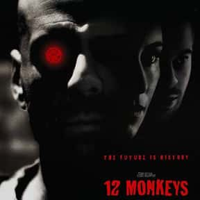 12 Monkeys is listed (or ranked) 10 on the list The Most Confusing Movies Ever Made