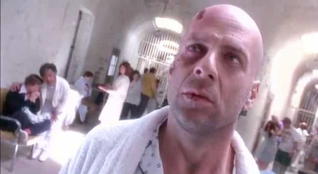 12 Monkeys is listed (or ranked) 1 on the list 14 Surprisingly Nuanced Bruce Willis Performances