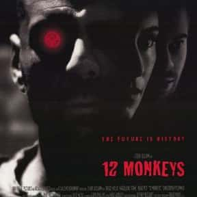 12 Monkeys is listed (or ranked) 14 on the list The Best Brad Pitt Movies