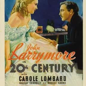 Twentieth Century is listed (or ranked) 16 on the list The Best '30s Romantic Comedies
