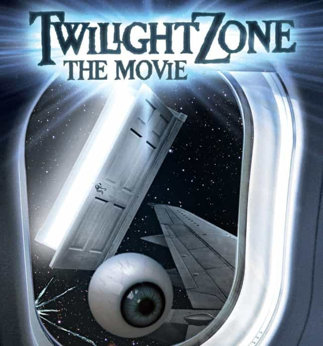 Twilight Zone: The Movie... is listed (or ranked) 3 on the list 12 Major Films With So Many Development And On Set Disasters They Almost Didn't Happen