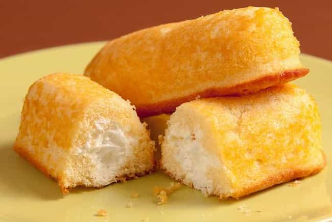Twinkie is listed (or ranked) 3 on the list Discontinued Foods Brought Back By Popular Demand