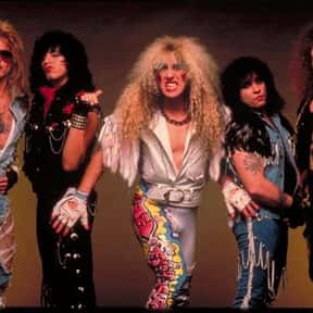 Twisted Sister is listed (or ranked) 20 on the list The Best Hair Metal Bands Of All Time