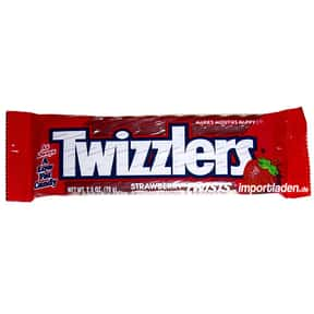 Twizzlers is listed (or ranked) 23 on the list The Best Movie Theater Snacks