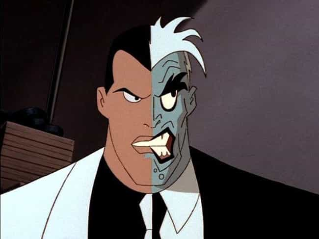 Harvey Dent is listed (or ranked) 3 on the list Which Supervillain Would You Be, According To Your Zodiac Sign?