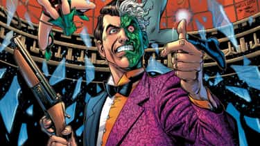 Harvey Dent - His Need For Justice