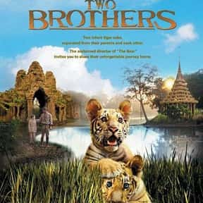 Two Brothers is listed (or ranked) 19 on the list The Best Cat Movies