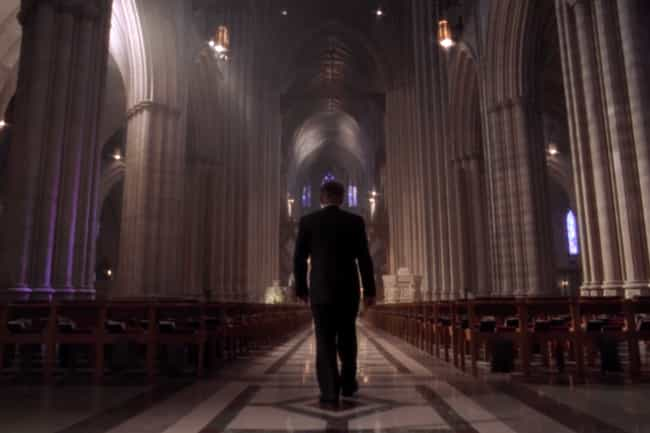 Two Cathedrals is listed (or ranked) 1 on the list The Most Important Episodes Of 'The West Wing'