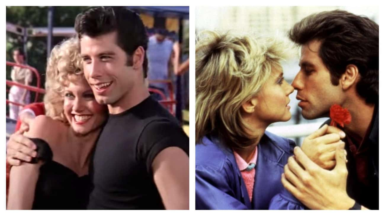 John Travolta / Olivia Newton-John In 'Two of a Kind' ('Grease' Reunion)