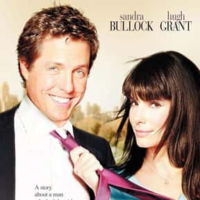 Two Weeks Notice is listed (or ranked) 6 on the list The Best Sandra Bullock Movies