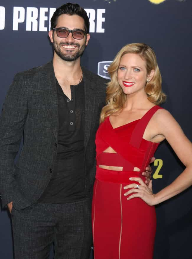 Tyler Hoechlin is listed (or ranked) 3 on the list The Many Celebrity Boyfriends Of Brittany Snow