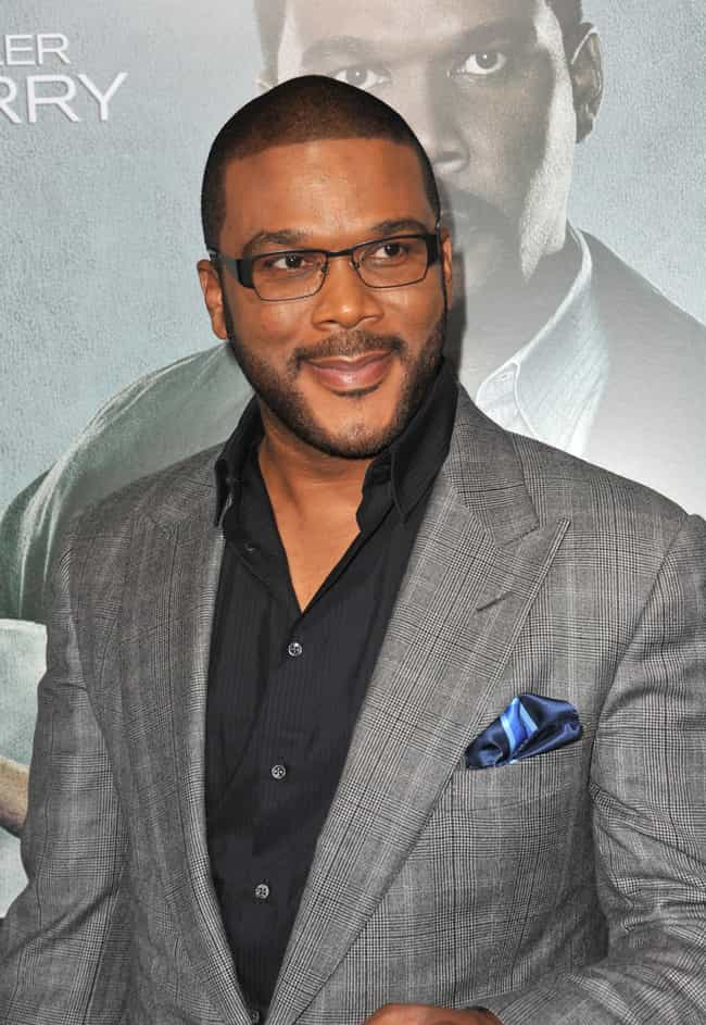 Tyler Perry is listed (or ranked) 4 on the list There Are Rumors These Celebs Are Gay
