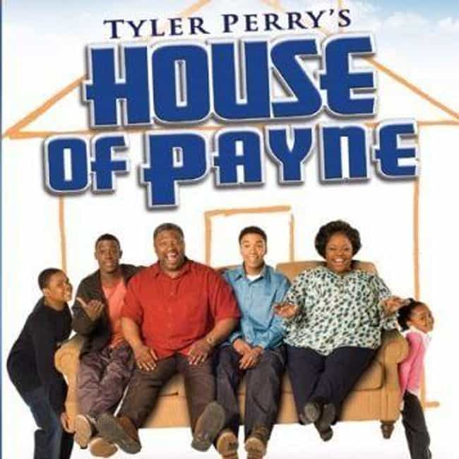 Tyler Perry's House of P... is listed (or ranked) 2 on the list Tyler Perry Shows and TV Series