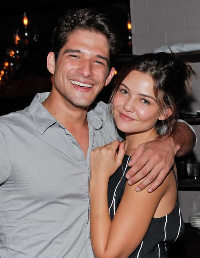 Tyler Posey is listed (or ranked) 3 on the list Danielle Campbell Loves and Hookups