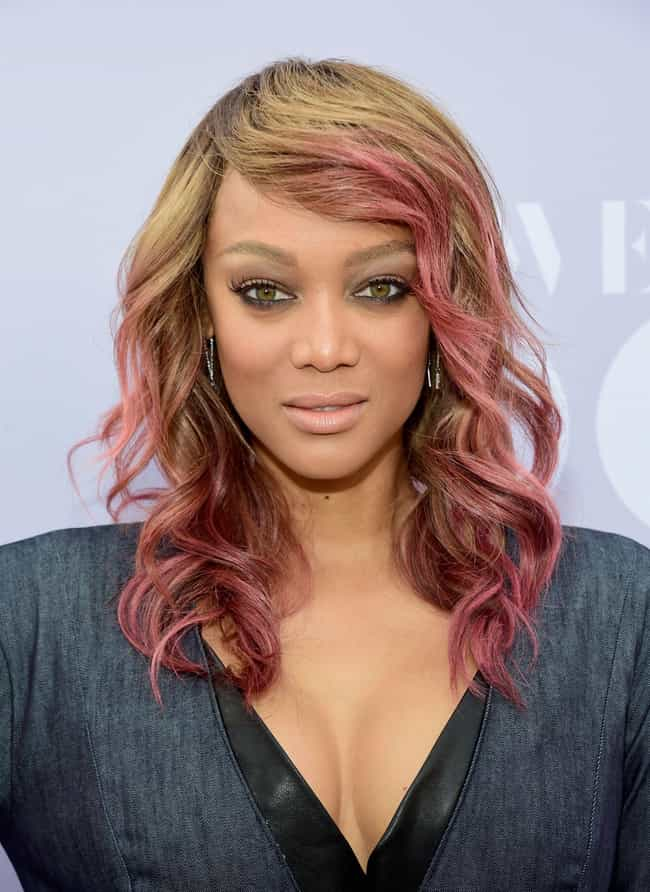 Tyra Banks is listed (or ranked) 4 on the list Female Celebrities Who Are 5'10