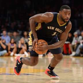 Tyreke Evans is listed (or ranked) 16 on the list The Best New Orleans Pelicans of All Time