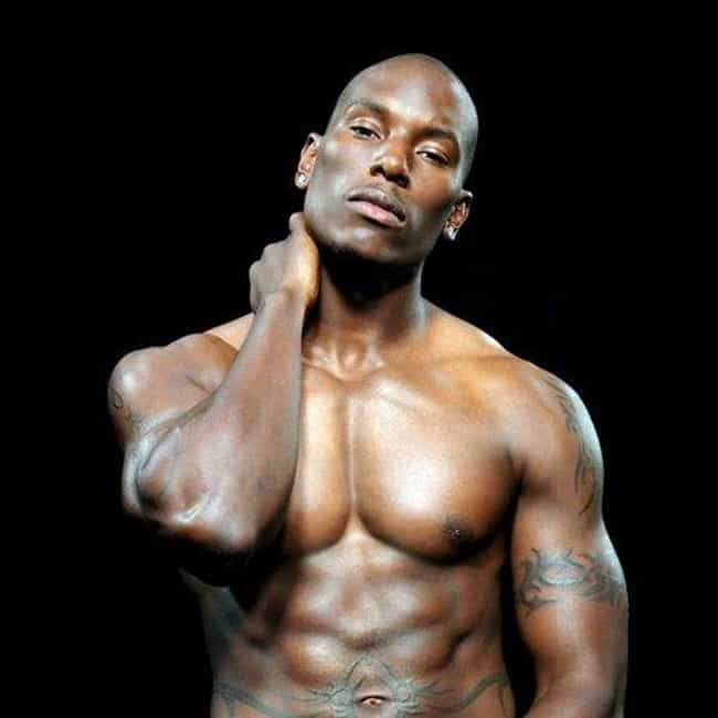 Tyrese Gibson is listed (or ranked) 4 on the list The Hottest Bald Men