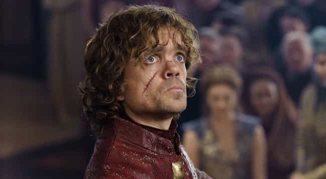 Tyrion Lannister is listed (or ranked) 1 on the list How Game of Thrones Characters Look in the Books