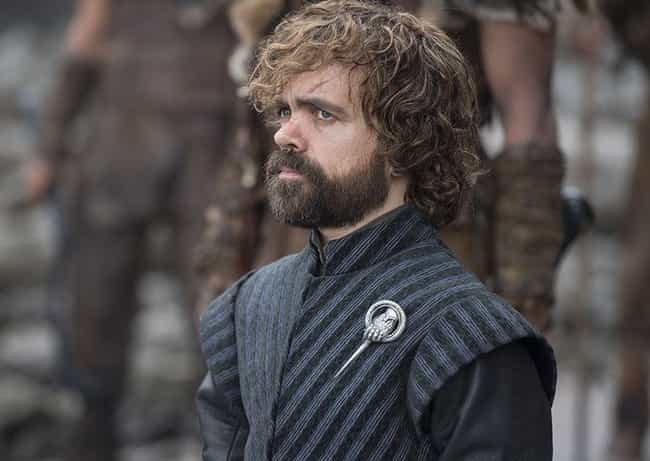 Tyrion Lannister is listed (or ranked) 3 on the list Where Every 'Game of Thrones' Character Is At The Beginning Of Season 8
