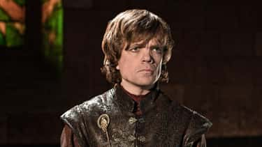 Tyrion Lannister - 'Game of Th is listed (or ranked) 2 on the list Iconic Roles That Nobody Else Should Ever, Ever Play