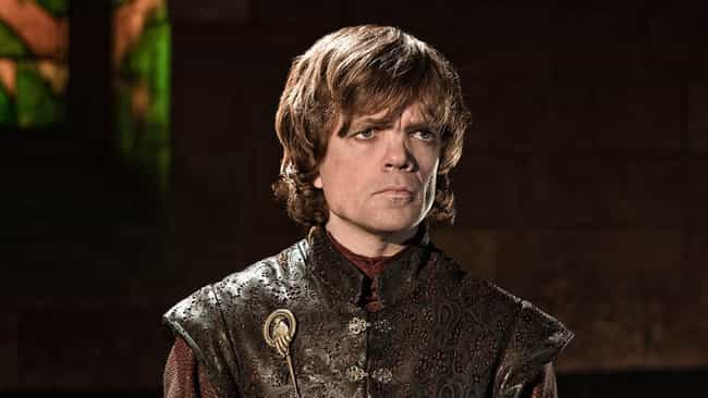 Tyrion Lannister is listed (or ranked) 1 on the list ASoIaF Characters With The Most POV Chapters