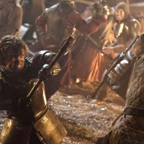 Tyrion Lannister is listed (or ranked) 2 on the list The Most Hardcore Game of Thrones Characters
