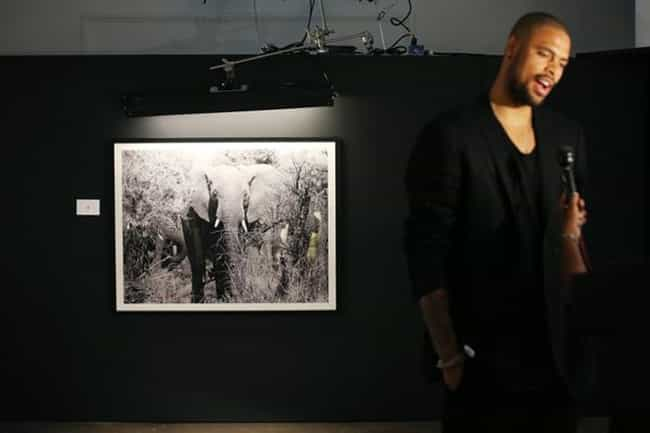 Tyson Chandler is listed (or ranked) 4 on the list 10 Pro Athletes Who Are Also Accomplished Artists