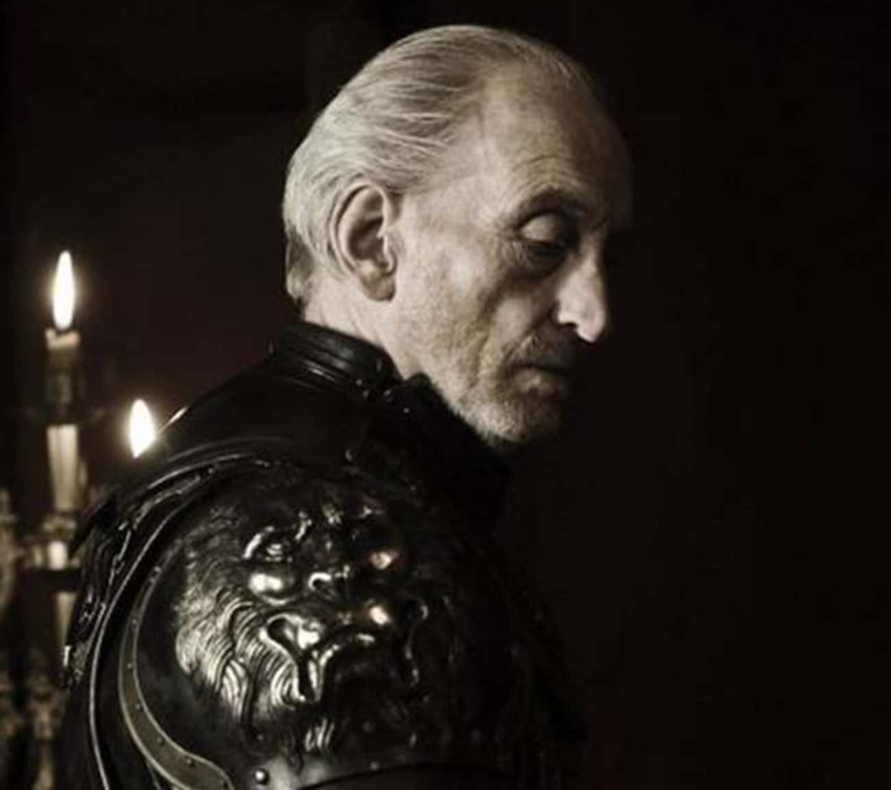 Tywin Lannister Orchestrated The Red Wedding