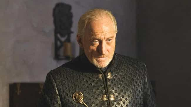 Tywin Lannister is listed (or ranked) 1 on the list All Members of House Lannister