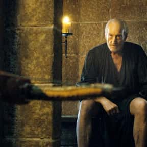 Tywin Lannister is listed (or ranked) 24 on the list The Best TV Villains Of All Time