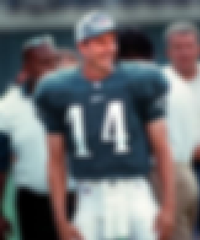 Ty Detmer is listed (or ranked) 7 on the list Mormon Athletes