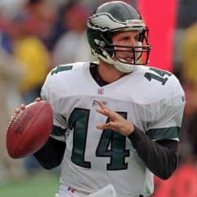 Ty Detmer is listed (or ranked) 17 on the list The Best Philadelphia Eagles Quarterbacks of All Time