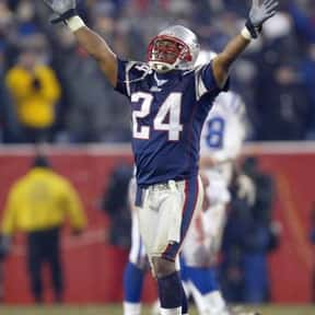 Ty Law is listed (or ranked) 13 on the list The Best New England Patriots Of All Time