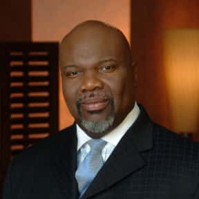 T. D. Jakes is listed (or ranked) 10 on the list Full Cast of Jumping The Broom Actors/Actresses