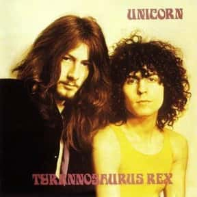 T. Rex is listed (or ranked) 7 on the list The Best Protopunk Bands/Artists