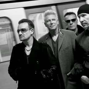 U2 is listed (or ranked) 3 on the list The Worst Falls from Grace in 2015