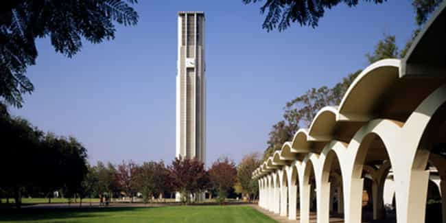 University of California, Rive... is listed (or ranked) 3 on the list Best/Top-Rated Hispanic-Serving Colleges & Universities