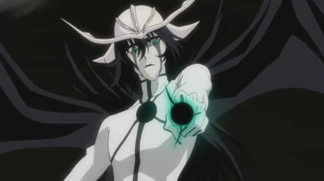 Ulquiorra is listed (or ranked) 8 on the list The 20 Best Quotes From Anime Villains