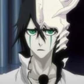 Ulquiorra is listed (or ranked) 20 on the list The Best Anime Swordsman of All Time